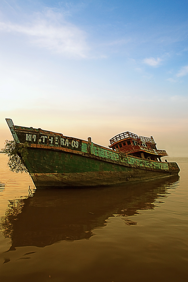 Karam by Muhamad Aris - Transportation Boats