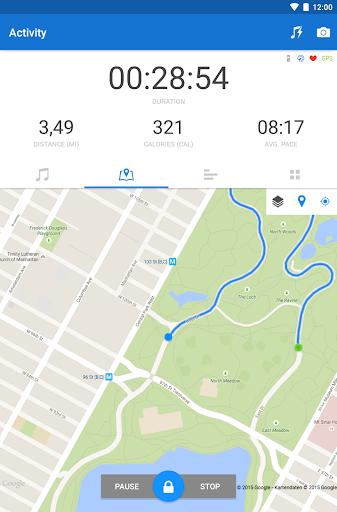 Runtastic PRO Running, Fitness screenshot 16