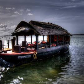 by Ayyappan Nair - Transportation Boats