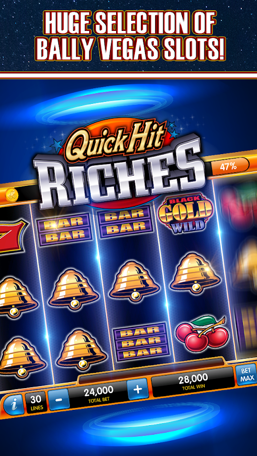 Quick Hit Casino Slots - Free Slot Machines Games  Poster