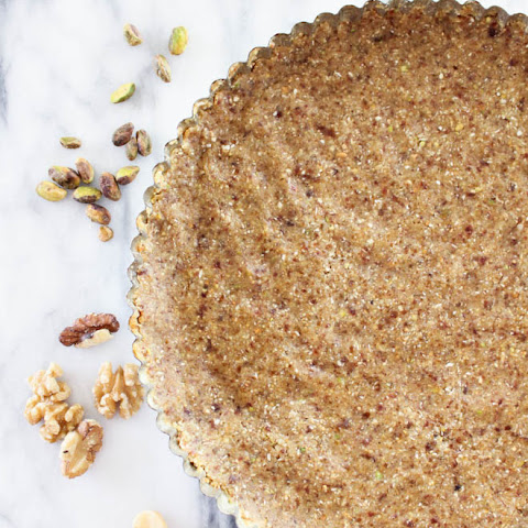 Raw Vegan GF Pie Crust.