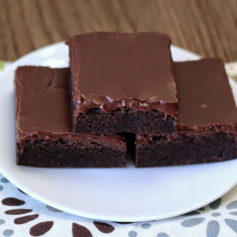 Gluten Free Vegan Frosted Chocolate Cookie Bars