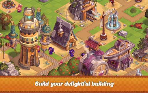 Alchemy Town with OK - screenshot