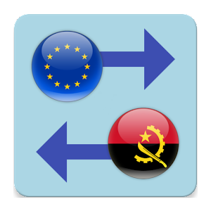 Euro x Angolan Kwanza for Android