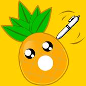 Game Pineapple Pen 2 Free Games version 2015 APK