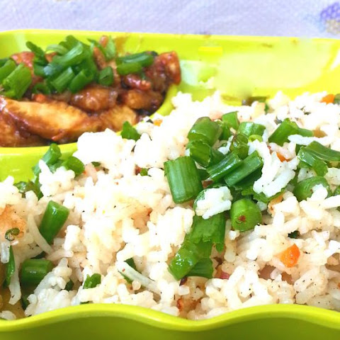 Best Fried Rice, how to make simple fried rice