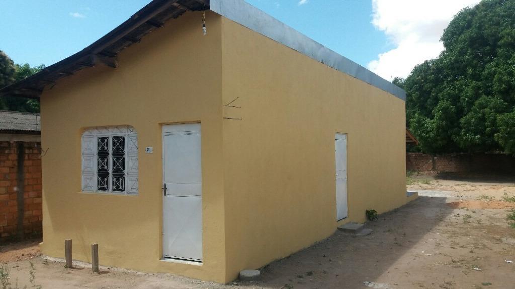Casa com 1 dormitório para alugar, 70 m² por R$ 700/mês - Buritis - Boa Vista/RR