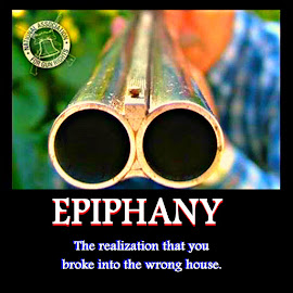 Epiphany by Vince Scaglione - Typography Quotes & Sentences ( home, realization, epiphany, house, brake, broke )