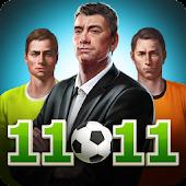 11x11: Football manager APK baixar