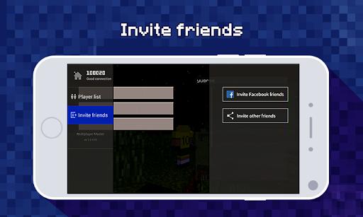 Multiplayer Master for MCPE - screenshot