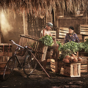 by Dody Hariawan - City,  Street & Park  Markets & Shops