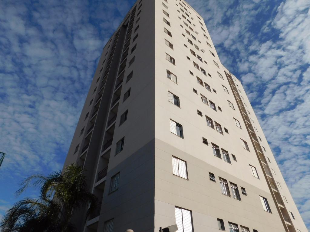 [Apartamento com 2 dormitórios para alugar, 50 m²  - Jardim Pitangueiras II - Jundiaí/SP]