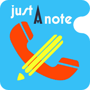 justAnote – simple call notes app