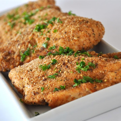 Baked Garlic Parmesan Chicken