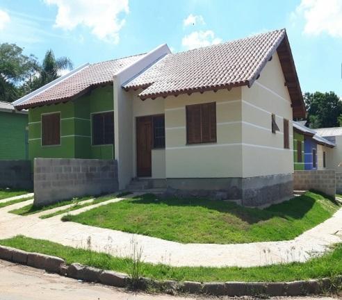 Casa 2 Dorm, Morada Gaúcha, Gravataí (CA1337)