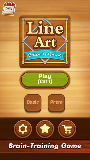 Line Art - Line Puzzle Game