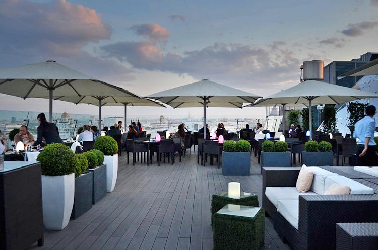O2 Lounge, Moscow
