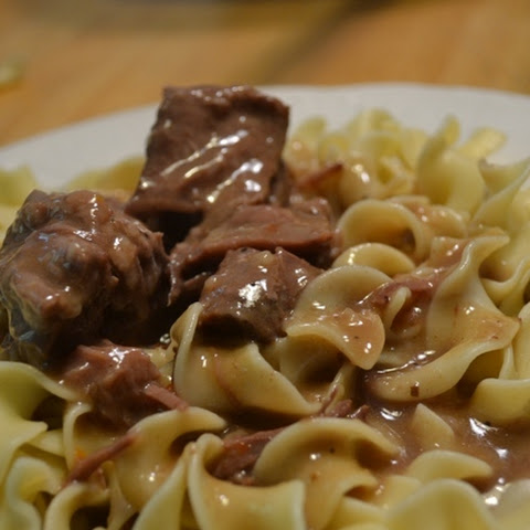 Easy Beef and Gravy
