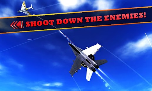 Jet Fighter Flight Simulator APK for Bluestacks