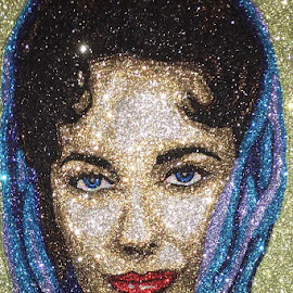 Glitter Art by Glitter Art - Painting All Painting ( glitter art )