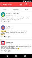 Screenshot of Vee - Ultimate College Hangout