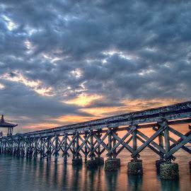 Pasir Putih Sitobondo by Darlis Herumurti - Landscapes Sunsets & Sunrises