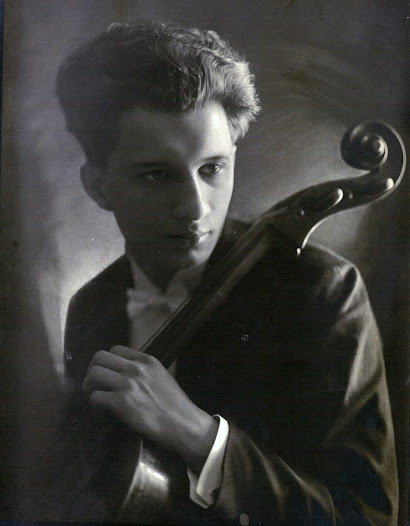 At age ten, Rudolph Matz was attending a music class at the Music Academy of the Croatian Music Institute.  His first music teacher, Janko Slogar (1871-1946), encouraged him to begin playing the cello.  The cello then became Matz's main instrument.