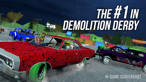 Demolition Derby Multiplayer screenshot 4