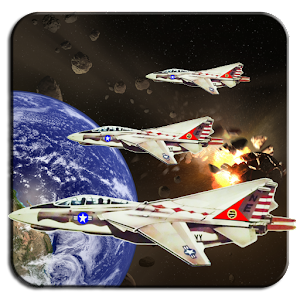Space Fighter Aircraft
