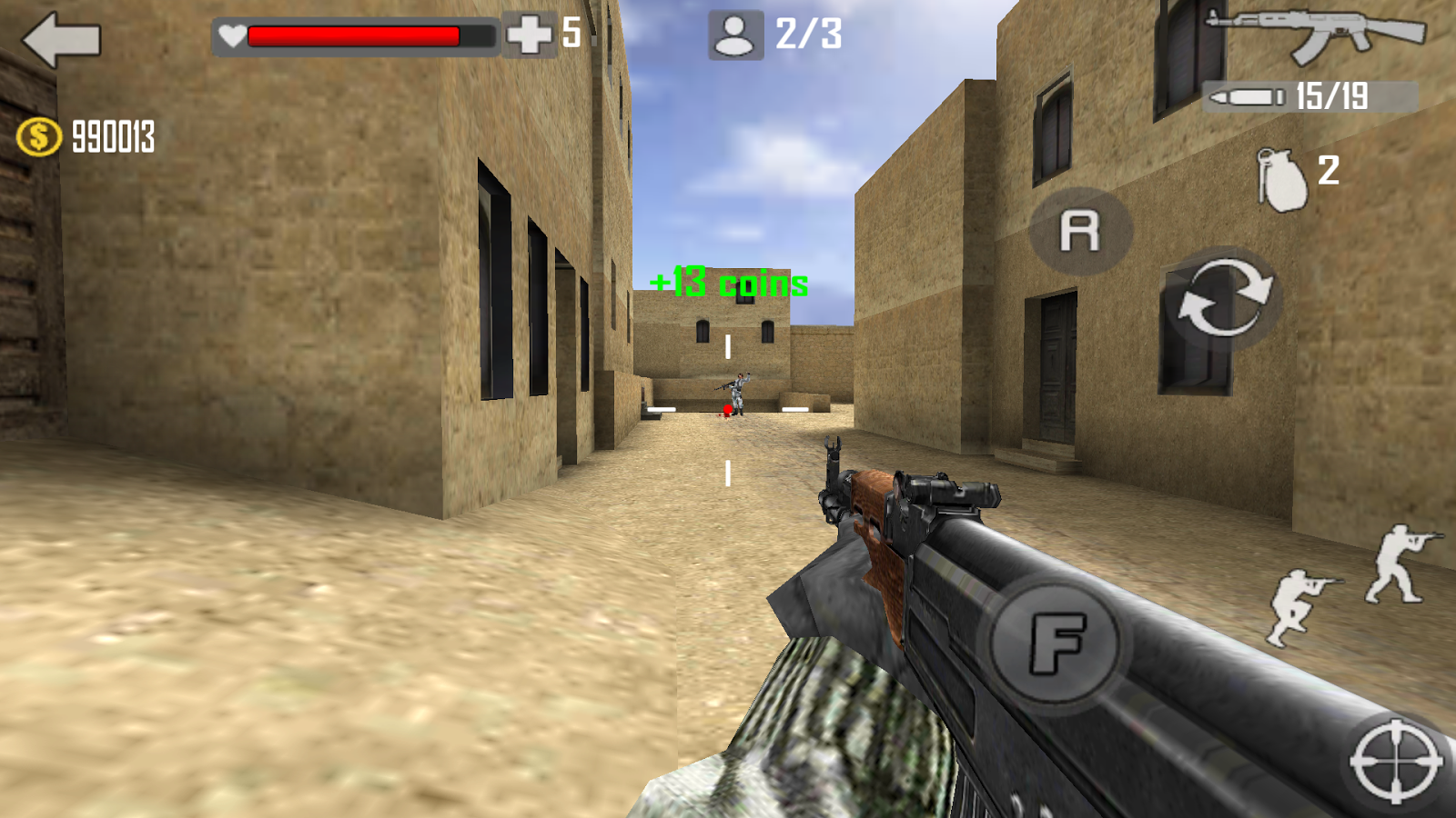 Shoot Strike War Fire Screenshot 2
