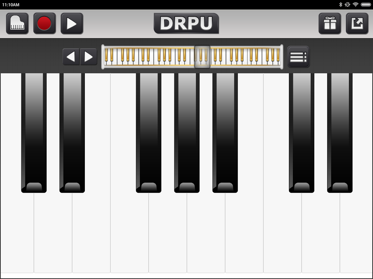 Piano Keyboard Music Pro Screenshot 14