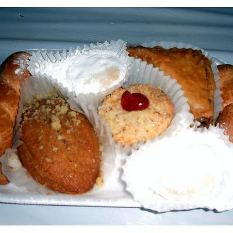 Greek Koulourakia Cookies