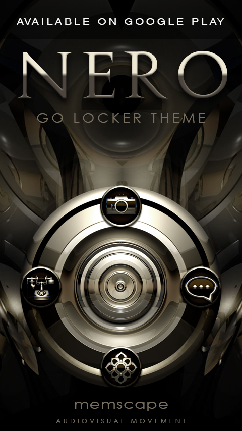 NERO Next Launcher 3D Theme Screenshot 7
