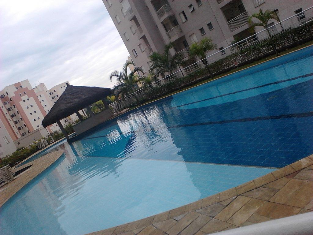 Apartamento com 2 dormitórios à venda ou locação, 70 m² - Practice Club House - Vila das Hortências - Jundiaí/SP