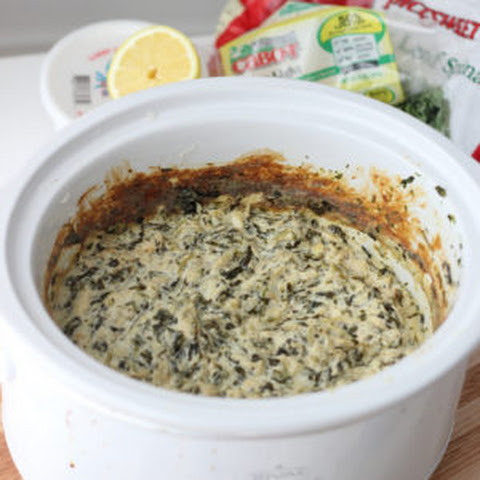 Spinach and Crab Dip