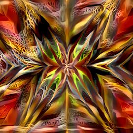 by Cassy 67 - Illustration Abstract & Patterns ( digital, abstract art, wallpaper, fractal, abstract, deepdream, fractals, digital art )