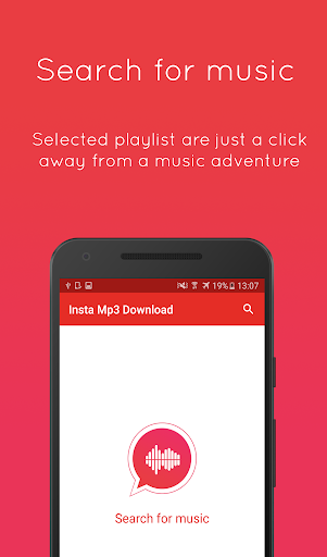 Insta Mp3 Download For PC