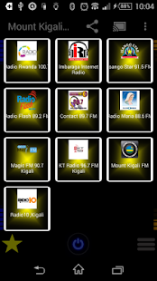 Rwanda Radio Stations - screenshot
