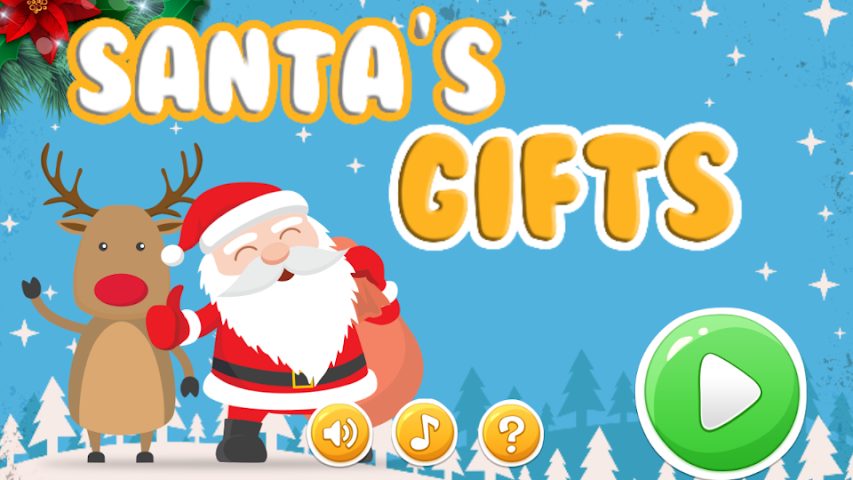 android Santa Claus: Gifts for kids Screenshot 0