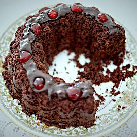 Cake by Pieter J de Villiers - Food & Drink Candy & Dessert