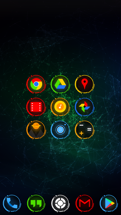 Aeon Icon Pack Screenshot 1