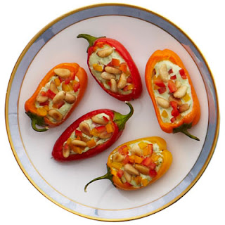 Baby Bell Pepper Appetizers Recipes