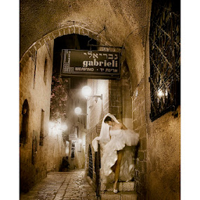 Bride in Jaffa, Tel-Aviv by Kira Likhterova - Wedding Bride