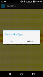 Hidden Call Audio Recorder Pro- screenshot thumbnail