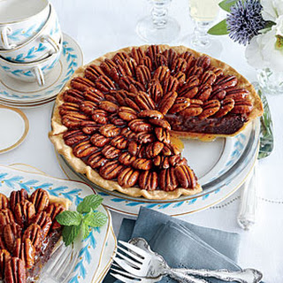 Salted Caramel-Chocolate Pecan Pie
