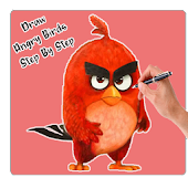 App How To Draw Angry Birds New APK for Windows Phone
