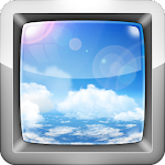 Rolling Clouds live wallpaper Icon