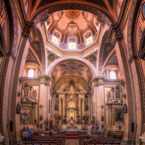Cholula - The church 2 (1 of 1).JPG