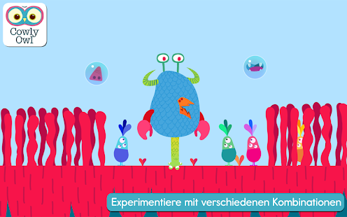Monster Mingle Screenshot