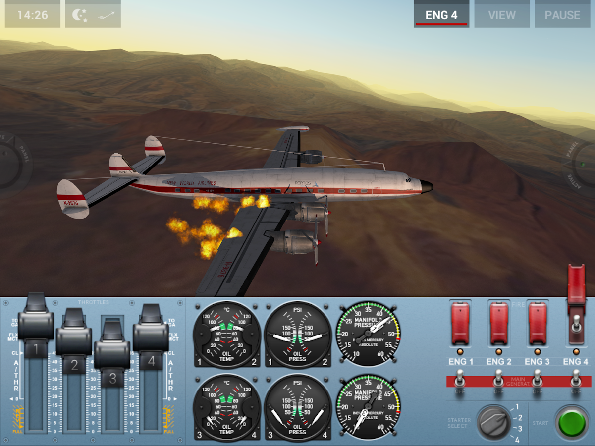 Extreme Landings Pro Screenshot 12
